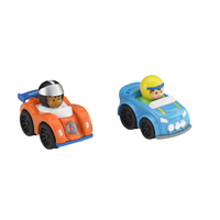 LITTLE PEOPLE WHEELIES ASSORTIMENT DE VEHICULES