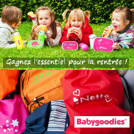 Concours Babygoodies
