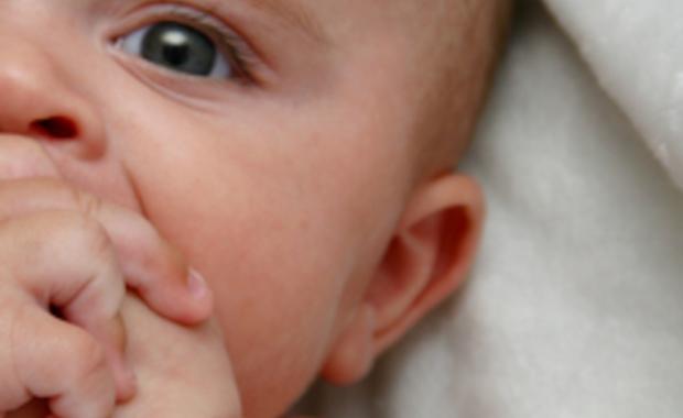 mycose pied bébé