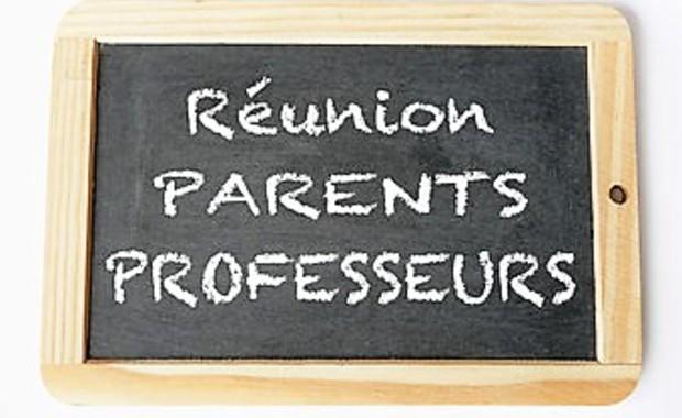 """Résultat de recherche d'images pour """"réunion parents prof"""""""