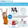 Concours 15 ans Babyfrance