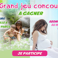 Grand concours Center Parcs & Parents