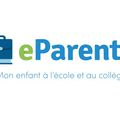 eParents, l'application officielle du ministère de l'Éducation nationale pour les parents