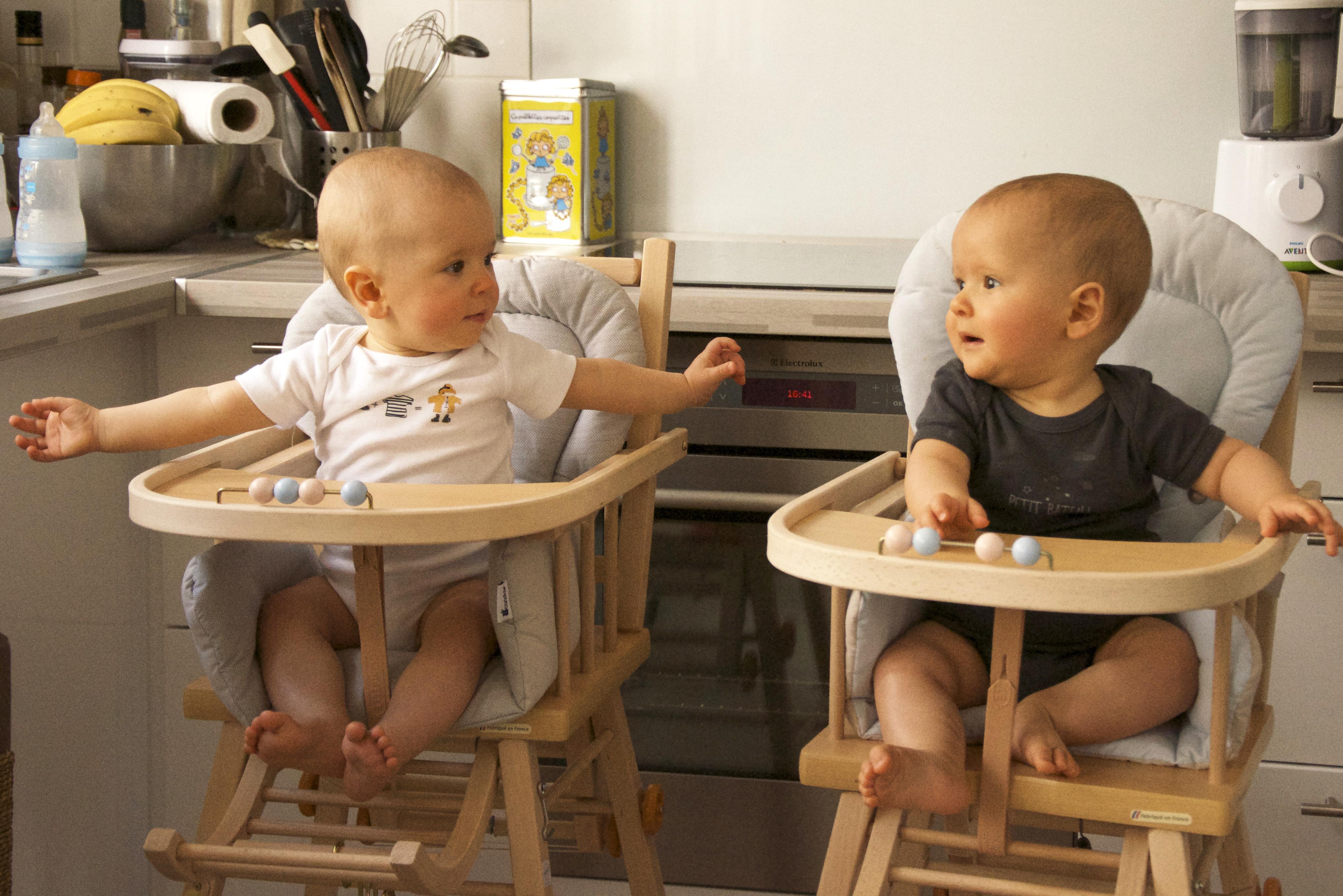 Babyfrance.com - Bien choisir la chaise haute de bébé